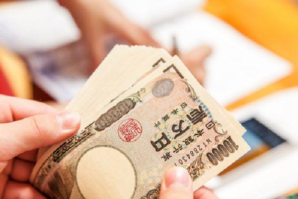 日本円を数える