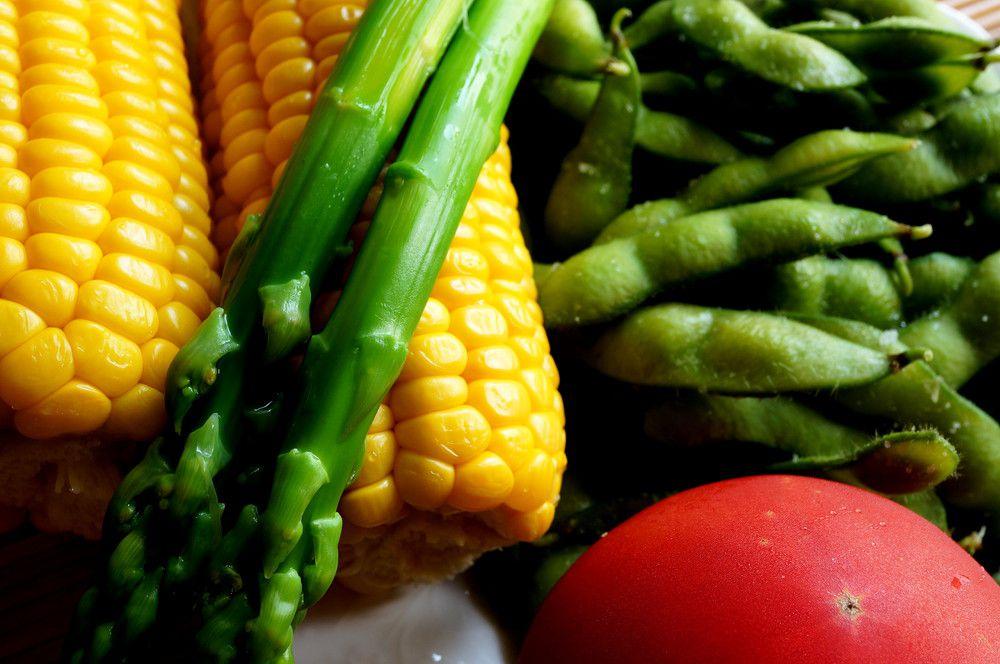 夏野菜のおいしい見分け方!トマトやきゅうりを買う時は色を見よう